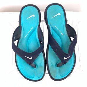 Nike Comfort Footbed Women's Sandals Size 6